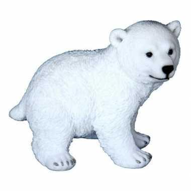 Beeldje ijsbeer 18 cm