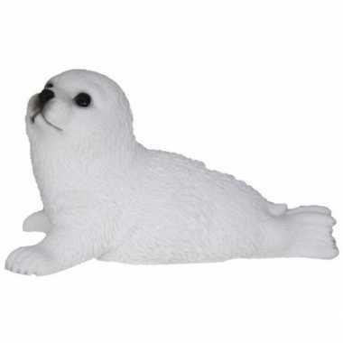 Beeldje zeehond 18 cm
