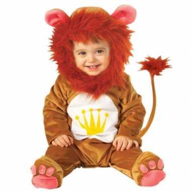 Leeuwen baby kostuum