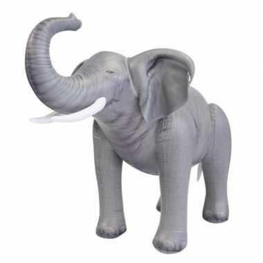 Opblaasbare olifant 61 cm