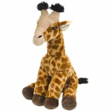 Pluche baby giraffe 30 cm